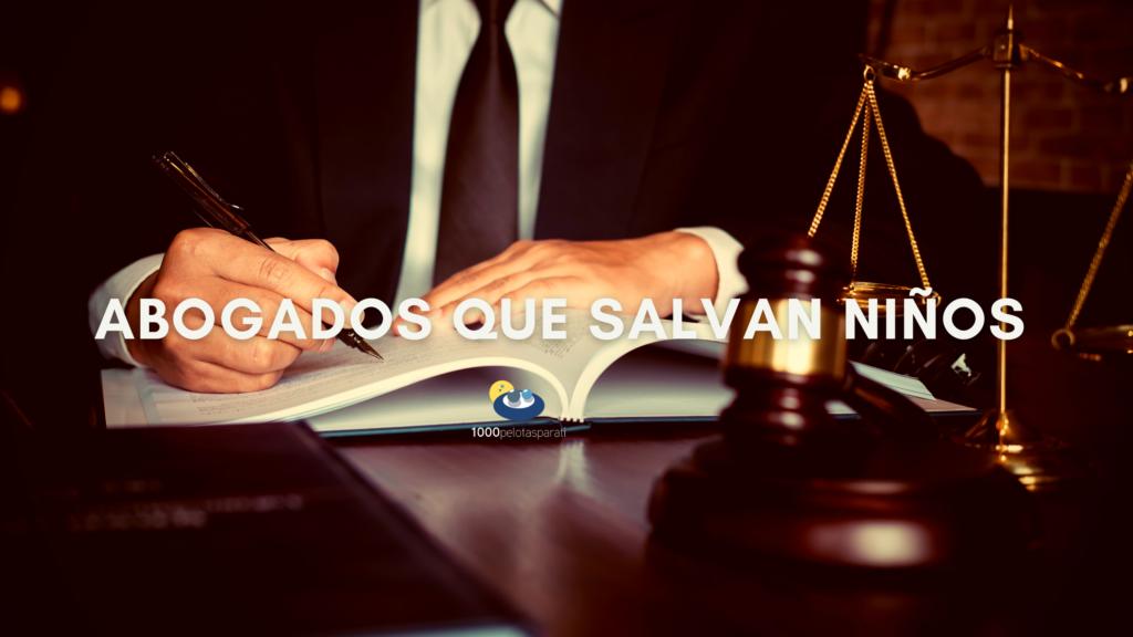 Lista blanca de abogados familiares del colectivo 1000Pelotasparati
